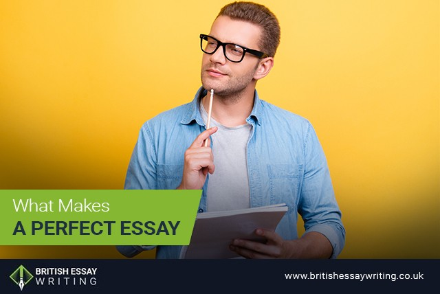 What Makes A Perfect Essay