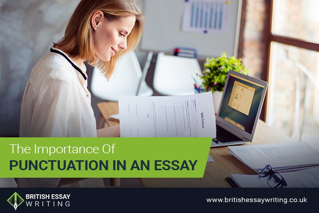 The Importance Of Punctuation In An Essay