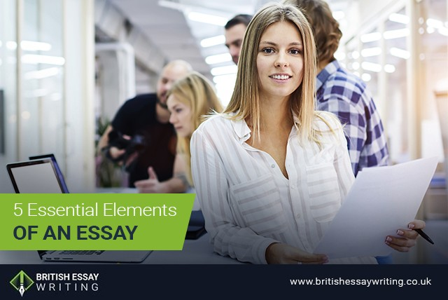 5 Essential Elements Of An Essay
