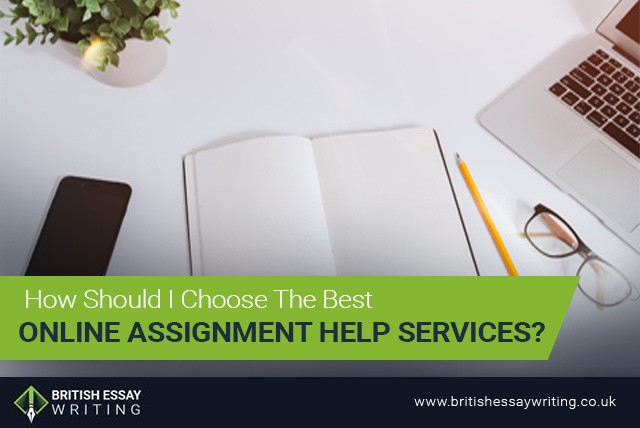 How should I choose the best Online Assignment Help Service?