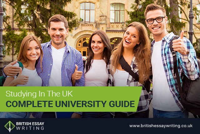 Studying In The UK – Complete University Guide